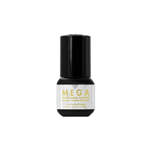 Mega X Black Adhesive 5ml